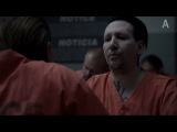 Marilyn Manson on Sons of Anarchy S07E01 (озвучка от Amediateka)